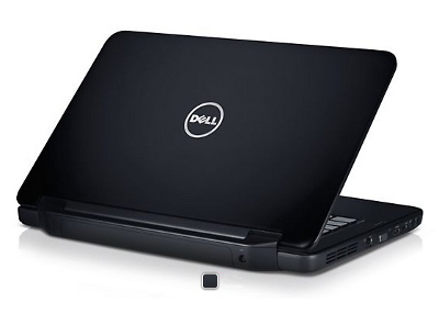 Dell N5050 Laptop - Back